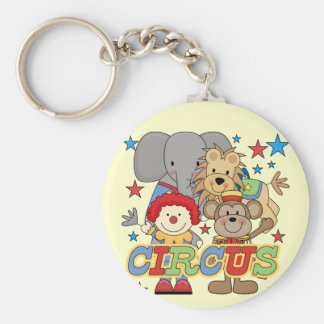 Circus Animals Tshirts and Gifts Key Chains