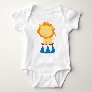 Circus Baby Lion Baby Bodysuit
