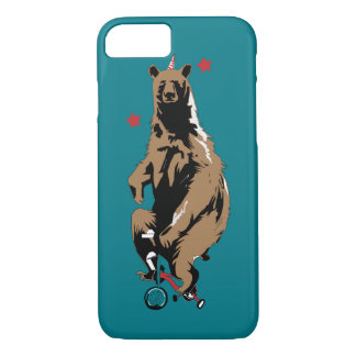 Circus Bear iPhone 7 Case