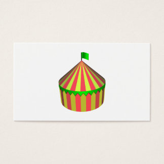 Circus Business Card