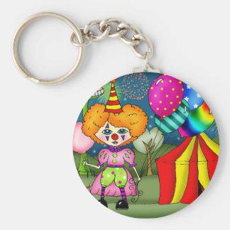 Circus Circus Key Ring