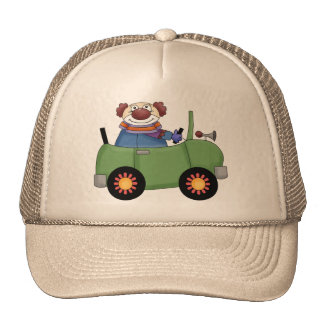 Circus Clown Car Cap