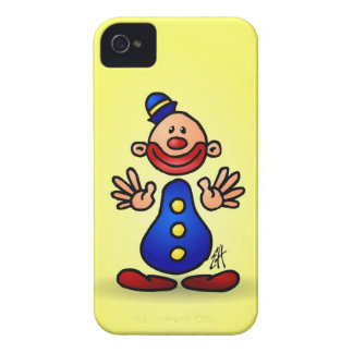 Circus Clown iPhone 4 Cover