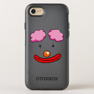 circus clown face cartoon OtterBox symmetry iPhone 7 case