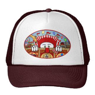 Circus Clown Kilroy Hat