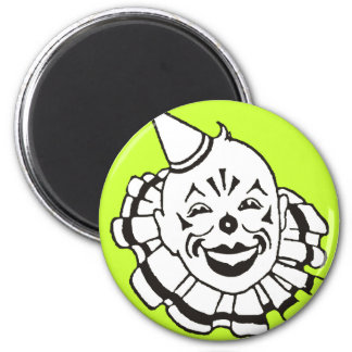 Circus Clown Magnet