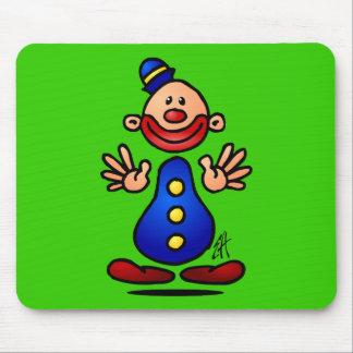 Circus Clown Mouse Mat