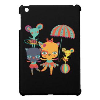 Circus Cuties iPad Mini Cases