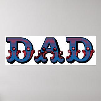 Circus Dad Posters