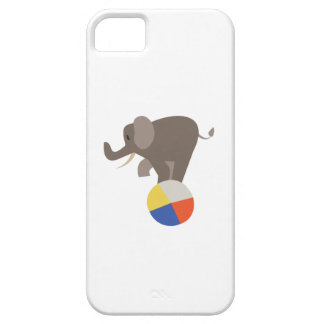 Circus Elephant iPhone 5 Cover