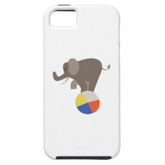 Circus Elephant Case For The iPhone 5