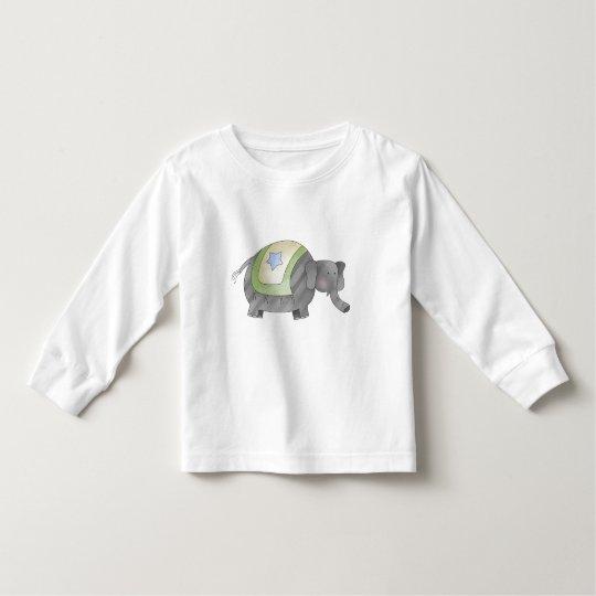 Circus Elephant Toddler T-Shirt