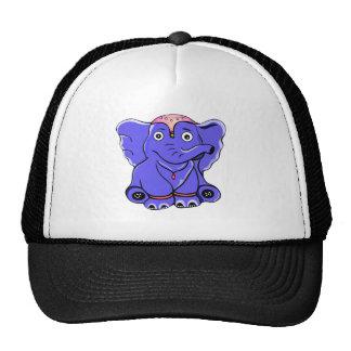 Circus fantasy baby elephant cartoon cap