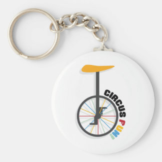 Circus Fun! Key Ring