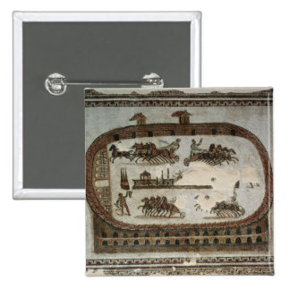 Circus Games, from Carthage, Roman 15 Cm Square Badge