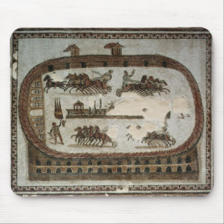 Circus Games, from Carthage, Roman Mouse Mat