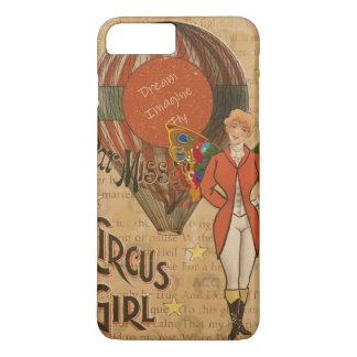 Circus Girl iPhone 7 Plus Case
