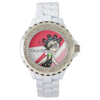 Circus Girl - woman's Watch