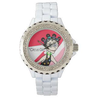 Circus Girl - woman's Watch