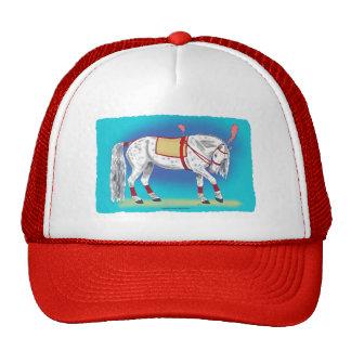 Circus Horse Trucker Hats
