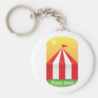 Circus Key Ring