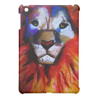 Circus Lion Ipad Case