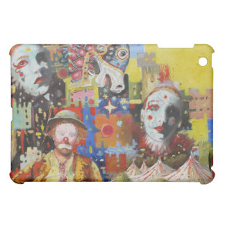 """Circus Memories"" iPad Mini Covers"
