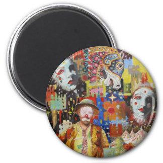 """""""Circus Memories"""" Magnet"""