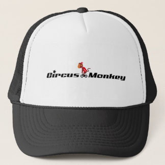 Circus Monkey Trucker Hat