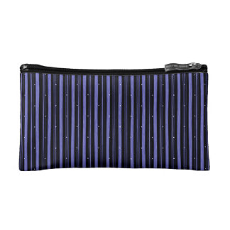 """'Circus"""" Night-Black-Blue-Small+Cosmetic+Bags"""" Cosmetic Bags"""