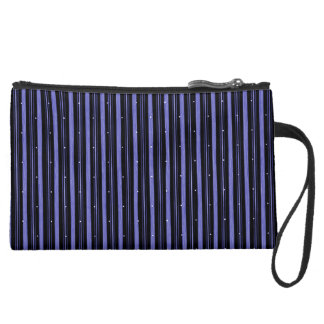 "'Circus"" Night-  Sueded Mini Clutch "" Wristlet Purses"