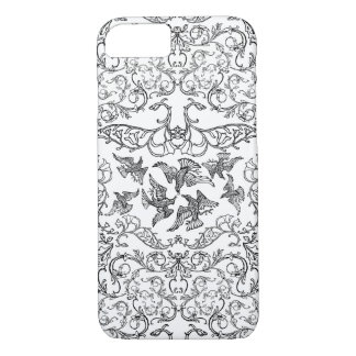 circus of birds iPhone 7 case