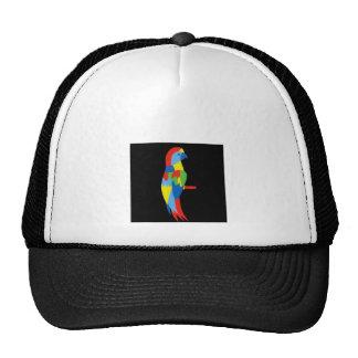 Circus Parrot Hat