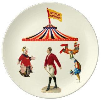 Circus Plate
