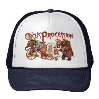 Circus Procession Mesh Hat