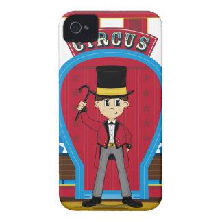 Circus Ringmaster iphone Case