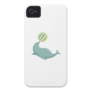 Circus Seal iPhone 4 Covers