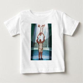 Circus Strongman Baby T-Shirt