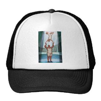 Circus Strongman Cap