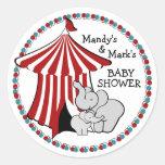 Circus Tent Baby Elephant