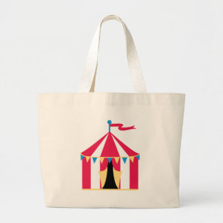 Circus Tent Tote Bags