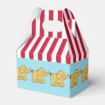 Circus Tent Favour Box
