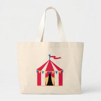 Circus Tent Jumbo Tote Bag