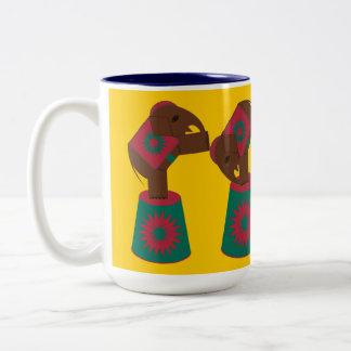 Cirque de Martzkins Elephant Mug