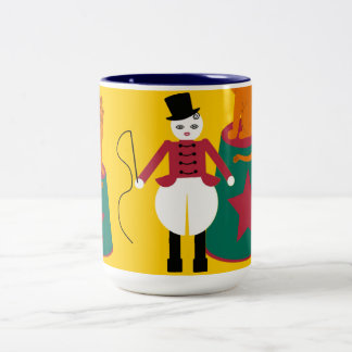 Cirque de Martzkins Lion Tamer Mug