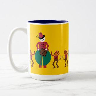 Cirque de Martzkins Monkey Mug