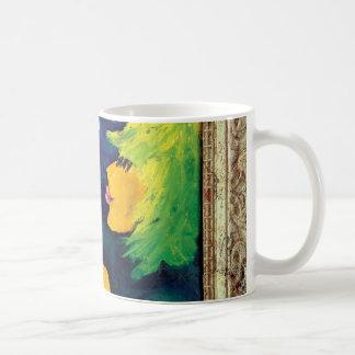 """Cirque Mère"" wrap around design by ZermenoGallery Classic White Coffee Mug"