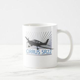 Cirrus SR22 Basic White Mug