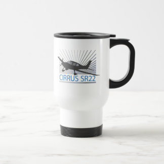 Cirrus SR22 Travel Mug
