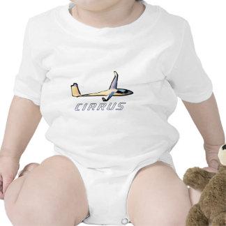 Cirrus Standard Glider Rompers